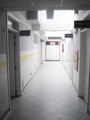Внешний вид холла