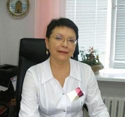 Антипова Ирина Михайловна