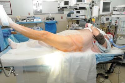 Ортопедическая операционная