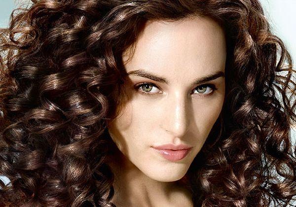 Как сделать красивую завивку волос