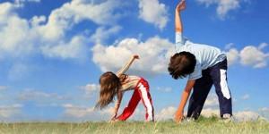 Дети - за здоровый образ жизни