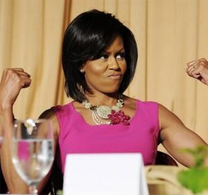 Мишель Обама за здоровый образ жизни