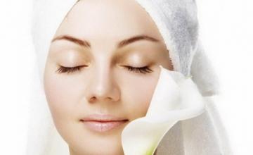 Зимняя процедура чистки кожи лица: Срединный пилинг