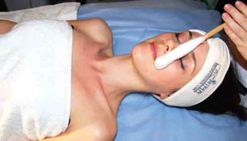 Морозная процедура в современной косметологии: криотерапия
