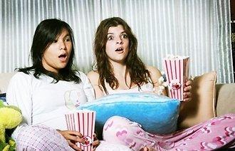 Что общего у фильма ужасов и калорий?