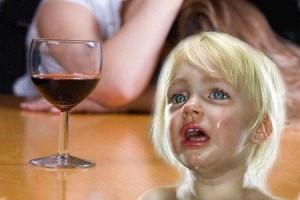 Беда в семье - алгоголизм
