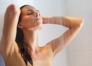 Принимаем душ правильно
