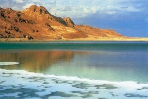 Красота и здоровье, подаренные Мертвым морем