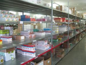 Как открыть аптечный склад