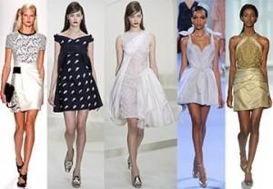 Модные весенние платья 2015