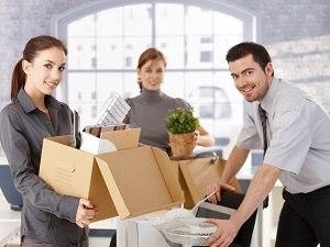 Правильная организация офисного переезда