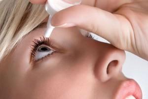 Глазные капли и их использование