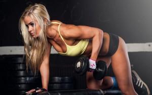 Женская программа тренировок для похудения