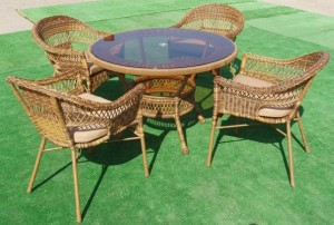 Мебель из ротанга в Сочи