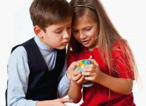 Психическое развитие ребёнка: важность общения со сверстниками
