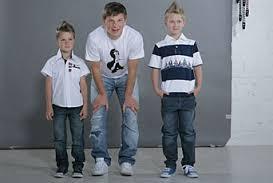 Аршавин представил общественности собственную коллекцию детской одежды
