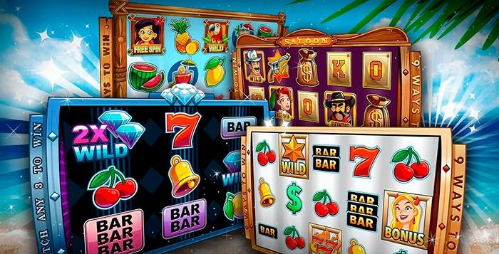 Автоматы — для тех кто ценит азарт
