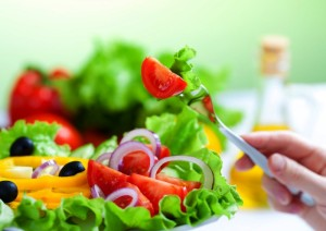 Польза овощных салатов