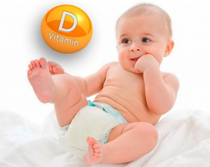 Дети и витамин D