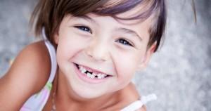 Молочные зубки и как их сохранить