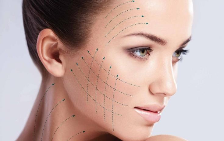 Ультразвуковая пластика лица
