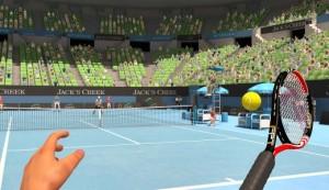 Большой теннис и высокие технологии